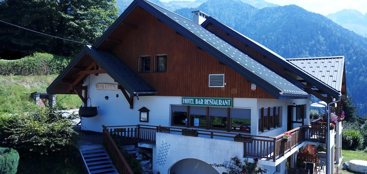 Auberge Le Chaudron Gite Hotel Restaurant Savoie France
