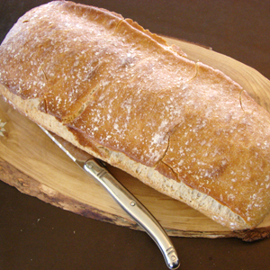 Campagnard bread
